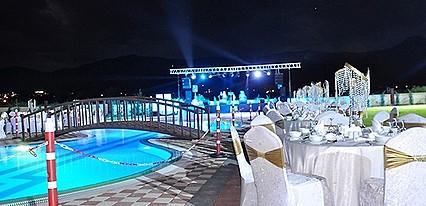 Garden Kale Hotel Havuz / Deniz