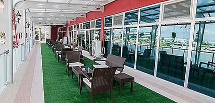 Garden Kale Hotel Yeme / İçme