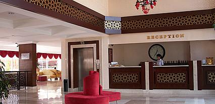 Garden Resort Bergamot Hotel Genel Görünüm