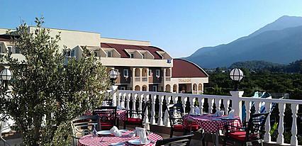 Garden Resort Bergamot Hotel Yeme / İçme