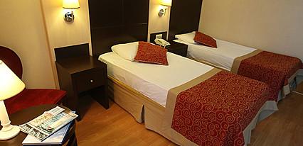 Garden Resort Bergamot Hotel Oda