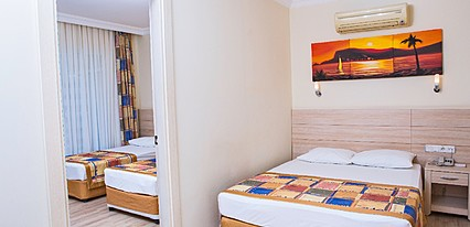 Gardenia Beach Hotel Oda