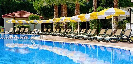 Gardenia Beach Hotel Havuz / Deniz
