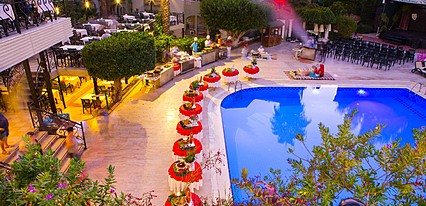 Gardenia Beach Hotel Yeme / İçme