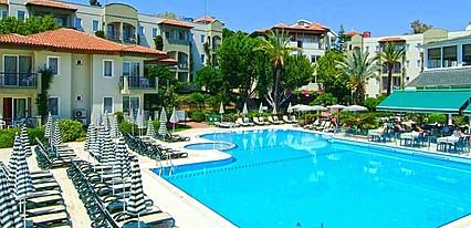 Gardenia Beach Hotel Genel Görünüm