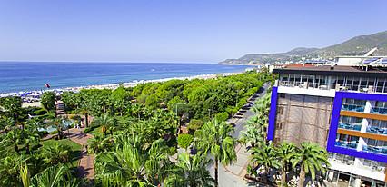Gardenia Hotel Genel Görünüm