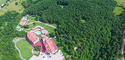 Gazelle Resort & Spa Genel Görünüm