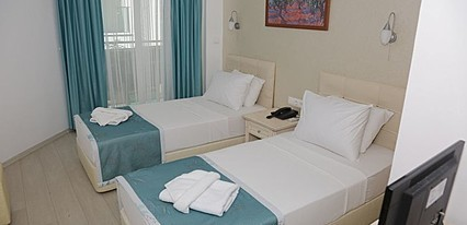 Geo Beach Hotel Oda