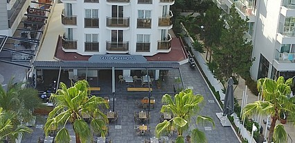 Geo Beach Hotel Genel Görünüm