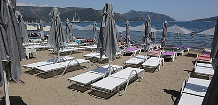 Geo Beach Hotel Havuz / Deniz