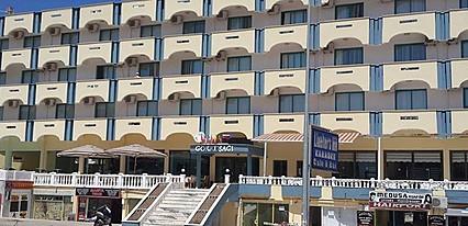 Gökkuşağı Hotel Genel Görünüm