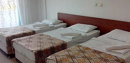 Gökkuşağı Hotel Oda