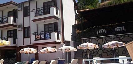 Gold Apart Hotel Genel Görünüm