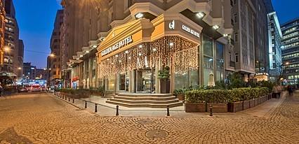Golden Age Hotel Genel Görünüm