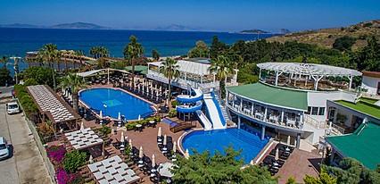 Golden Beach Hotel Genel Görünüm