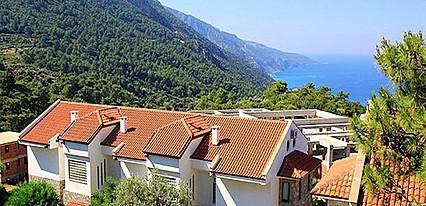 Golden Life Heights Deluxe Suites Hotel Genel Görünüm