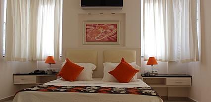 Golden Life Heights Deluxe Suites Hotel Oda
