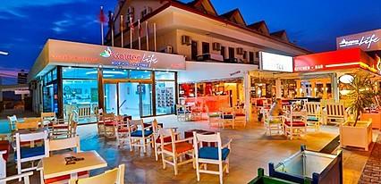 Golden Life Resort & Spa Yeme / İçme
