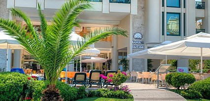 Golden Lotus Hotel Genel Görünüm