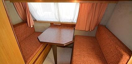 Golden Sand Beach & Caravan Fethiye Oda