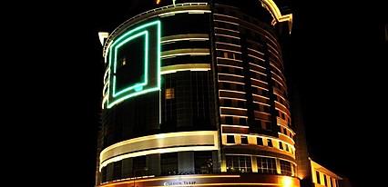 Golden Tulip Hotel Genel Görünüm