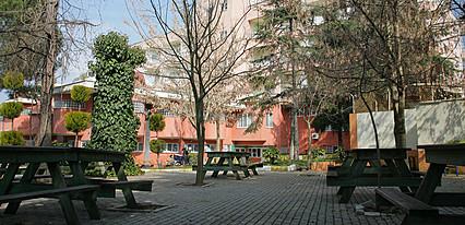 Gönen Kaplıcaları Güneş Hotel Genel Görünüm