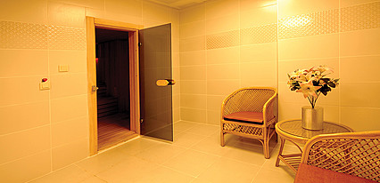 Gönen Kaplıcaları Güneş Hotel Havuz / Deniz