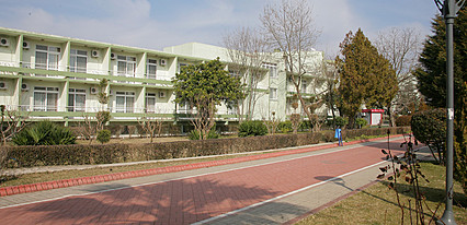 Gönen Kaplıcaları Park Hotel Genel Görünüm
