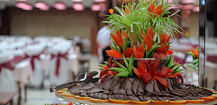 Gönen Kaplıcaları Park Hotel Yeme / İçme