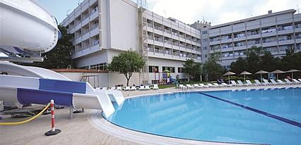 Gönen Kaplıcaları Park Hotel Havuz / Deniz