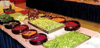 Gönen Kaplıcaları Yeşil Hotel Yeme / İçme