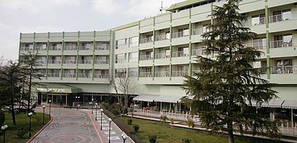 Gönen Kaplıcaları Yıldız Hotel Genel Görünüm