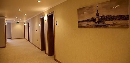 Gosterisli Otel Genel Görünüm