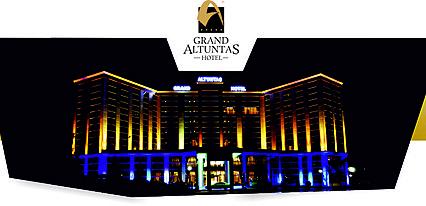 Grand Altuntaş Otel  Genel Görünüm
