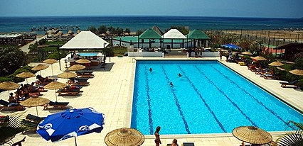 Grand Asa Family Suites Havuz / Deniz