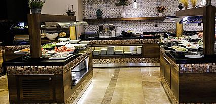 Grand Asya Hotel Yeme / İçme