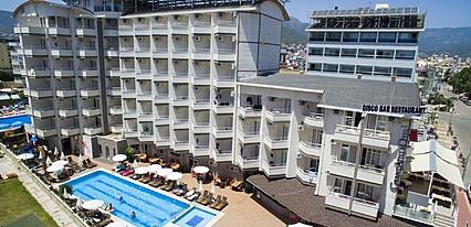 Grand Atilla Otel Genel Görünüm