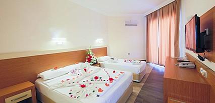 Grand Atilla Otel Oda