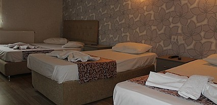 Grand Baysal Hotel Oda