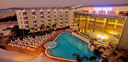 Grand Belish Hotel Havuz / Deniz