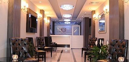 Grand Center Butik Otel Genel Görünüm