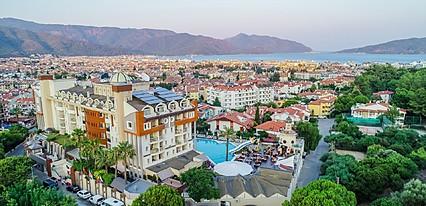 Grand Cettia Hotel Genel Görünüm
