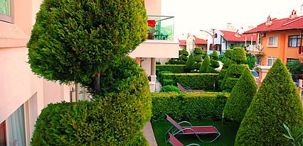Grand Cettia Hotel Oda