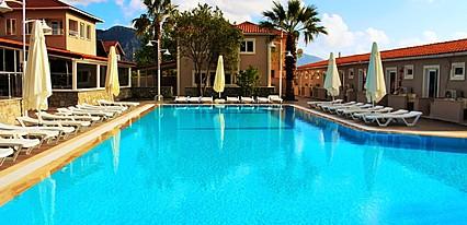 Grand Emir Hotel Havuz / Deniz