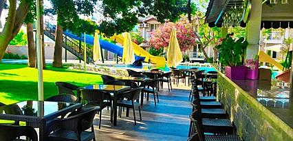 Grand Emir Hotel Yeme / İçme