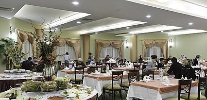 Grand Eras Hotel Erciyes Yeme / İçme