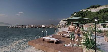 Grand Hotel Ontur Havuz / Deniz