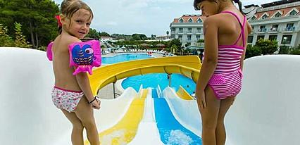 Grand Miramor Hotel Havuz / Deniz