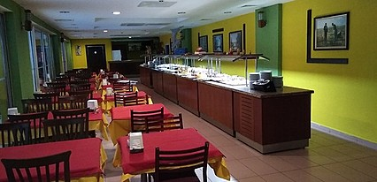 Grand Nar Hotel Yeme / İçme