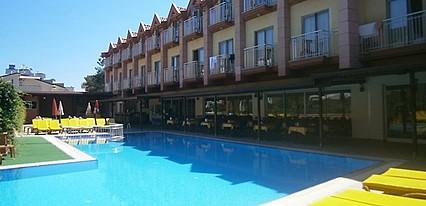 Grand Nar Hotel Havuz / Deniz